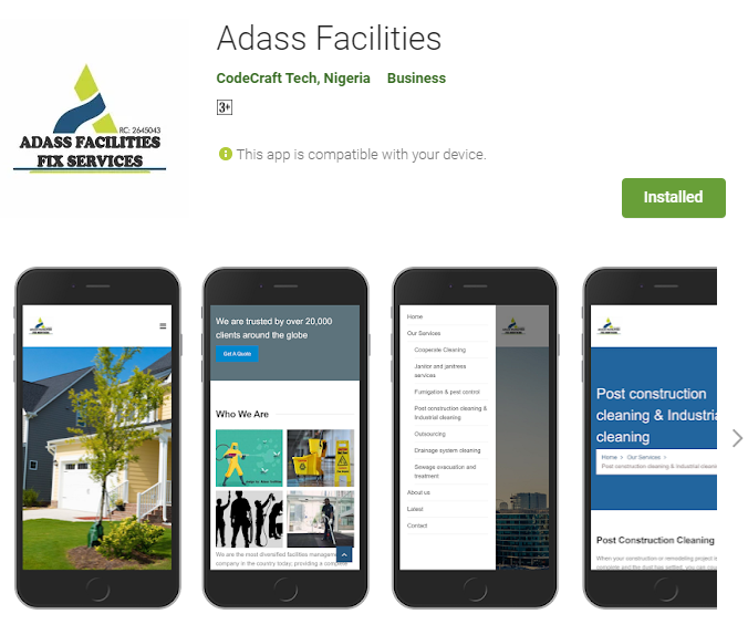 Adass Facilities